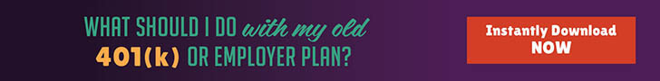What should I do with my old 401k or employer plan banner